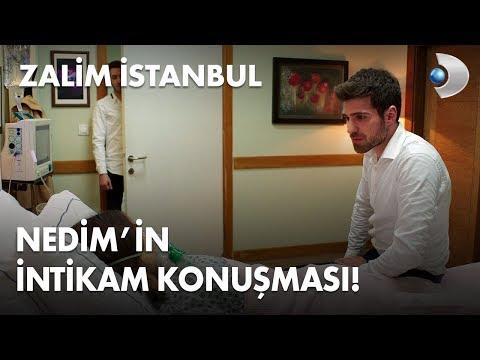 Cenk, Nedim'in intikam konuşmasını duyuyor! - Zalim İstanbul 31. Bölüm