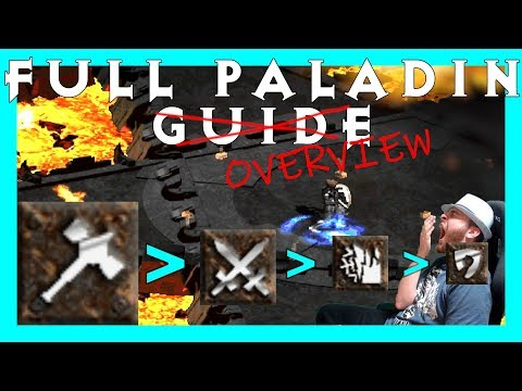 Full Paladin Class Overview/Guide for Hardcore - Diablo 2