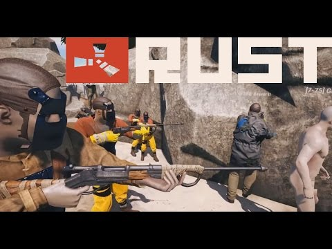 Rust Raid: World War Rustopia (Raid-Cam)
