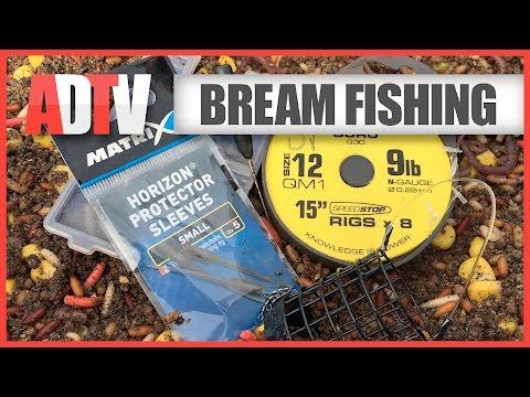 Feeder Fishing For Bream - Bream Fishing Tips!