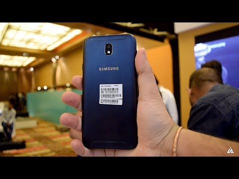 Samsung Galaxy J7 Pro hands on review [CAMERA, GAMING, BENCHMARKS]