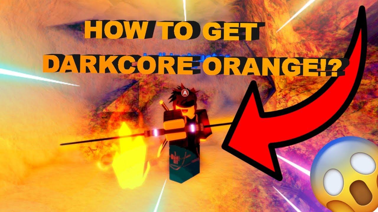 Ilum V2 Roblox How To Find Darkcore Orange Youtube