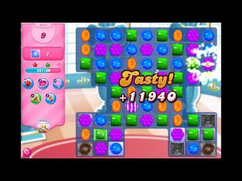 Candy Crush Saga - Level 3274 ☆☆☆