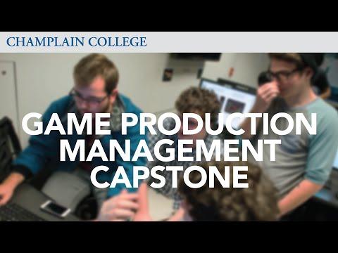 Game Production Management Capstone | Champlain College