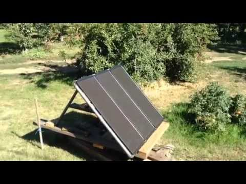 Solar Power simple setup with joule ringer BackRoomLabs