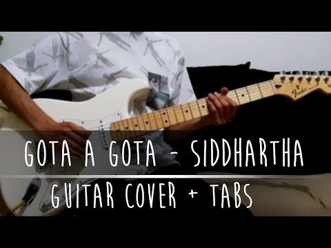 Gota a Gota – Siddhartha Cover