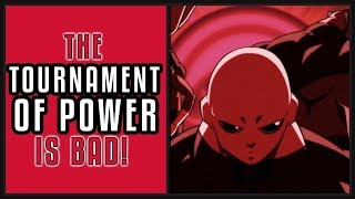 The Tournament of Power is Bad! Universe Survival Arc Review (Part 1)