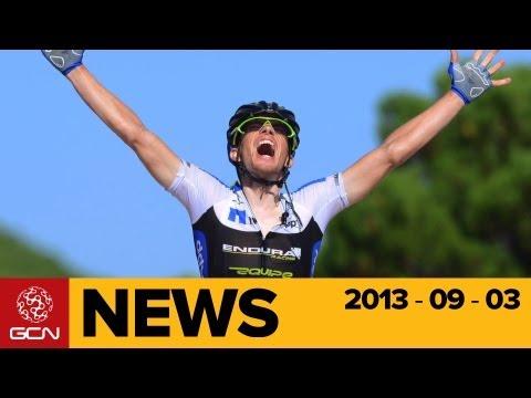 Vuelta A España, Tour De L'Avenir, And GP Plouay - GCN Weekly Cycling News Show - Episode 36