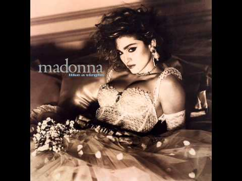 Madonna - Like A Virgin (No Pitch Version)