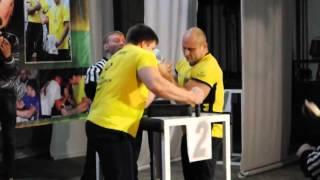 Андрей Караськин vs Алексей Семеренко 2014