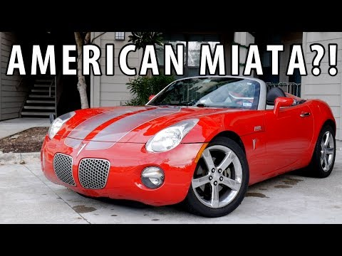 2008 Pontiac Solstice SCCA Champion Edition Review