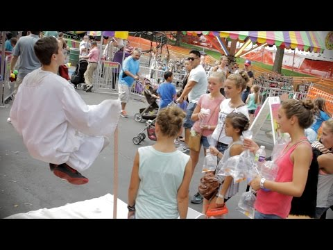 Street Performing | Bucket List #34