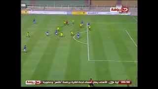 تعليق محمد فضل لاعب نادى المقاولون على الهدف الملغى : فى عدم توفيق لكابتن جهاد جريشة
