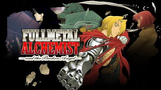 FULLMETAL ALCHEMIST AND THE BROKEN ANGEL Playstation 2