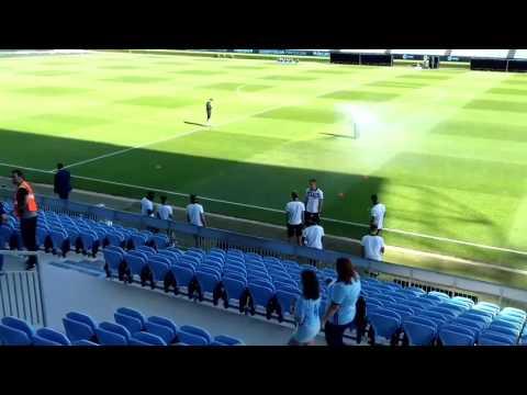Los jugadores del Udinese ya se encuentran Balaídos