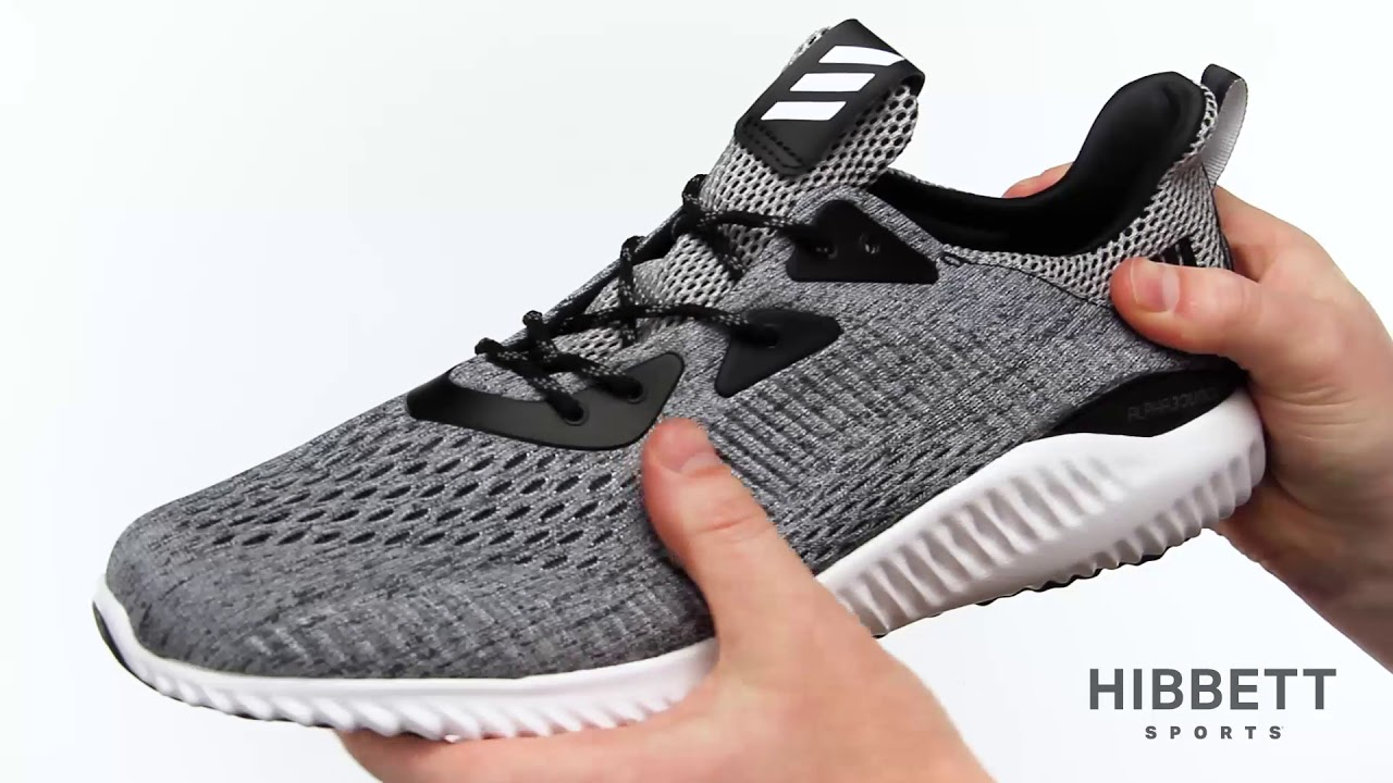 fd78be6dc89ec Adidas Alpha Bounce Engineered Mesh-Mens - YouTube