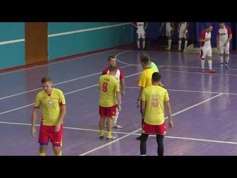 Ciklum United - Spilna Sprava United #itliga (15 сезон, осень 2017 года)