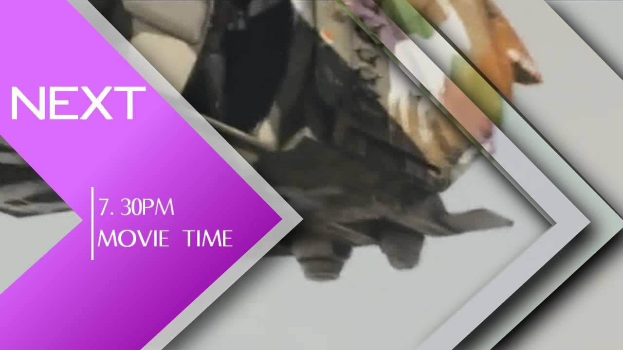 free sony vegas pro 10 template - arrow broadcast - youtube, Powerpoint templates