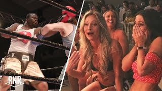 Boxer Farts In The Ring, Makes Everyone Sick – RNR 8