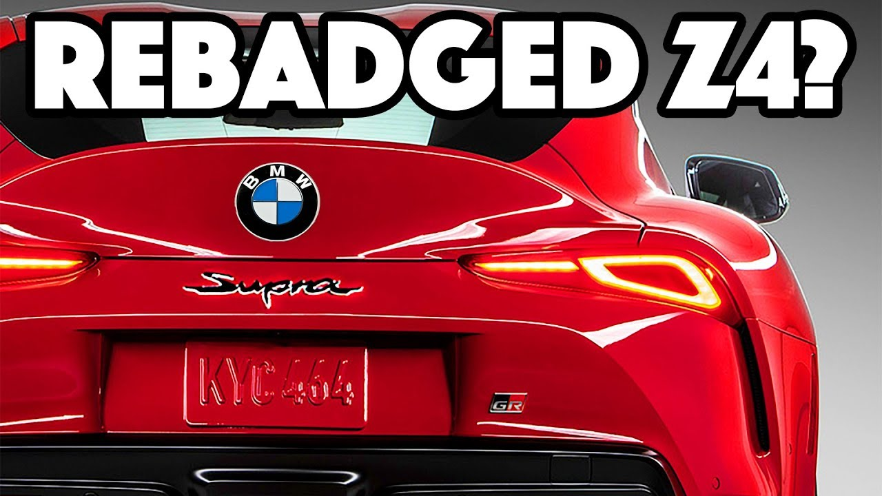 2020 Toyota Supra Bmw Or Toyota The Untold True Story Youtube