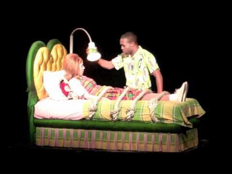 Todrick D Hall is Seaweed J Stubbs in Musical Theatre West's HAIRSPRAY