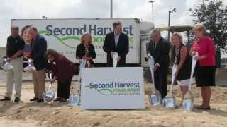 New food bank story - Second Harvest Food Bank of Central Florida
