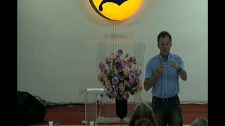 Culto de Doutrina - Pr. Carlos Alberto Maia - 08.11.2018