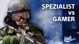 Spezialeinheit vs. Gamer