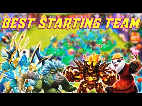 HOW TO MAKE YOUR EARLY GAME EASIER | TIPS TO UP YOUR GAME: Monster Legends ( Free To Play)