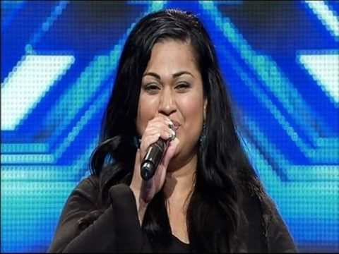 Marina Davis - The X Factor Australia 2011 Audition