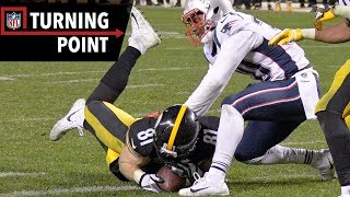 Controversial Catch Reversal Looms Large In Patriots Vs Steelers Week 15 Nfl Turning Point