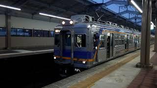 南海6000系6029F+6019F+6909F急行なんば行き 天下茶屋駅発車
