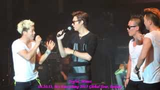 Lee Min Ho, Doing Sexy Dance, My Everything 2013 Global Tour In Beijing [081013]