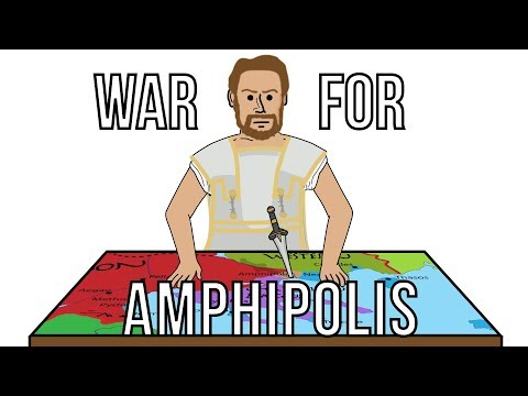 Philip II - 05 | The War for Amphipolis