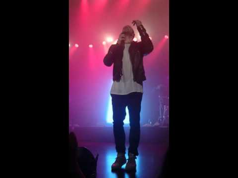The Heroes Tour Europe: Copenhagen - Local Song
