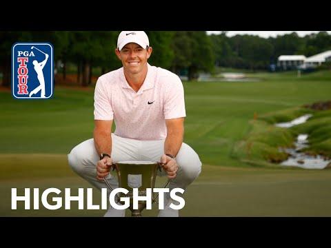 Highlights | Round 4 | Wells Fargo | 2021