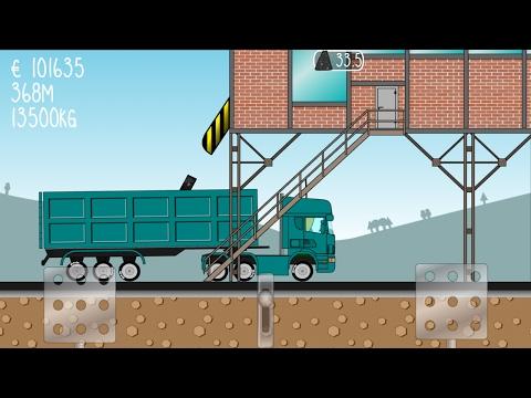 игры грузовики перевозка грузов