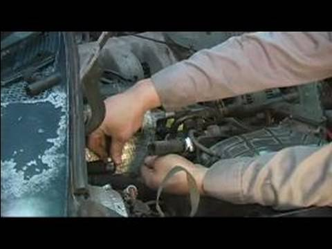 How to Flush Coolant : Installing a Coolant Flush Kit