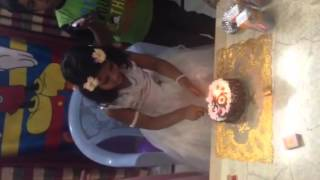 Vaishu Manchala 5th Birthday