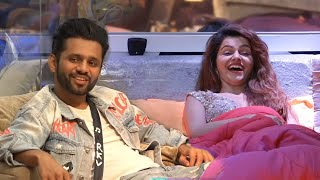 Bigg Boss 14 Update: Rubina Dilaik & Rahul Vaidya Enjoys Each Other Company, Turns BFF Befor Finale