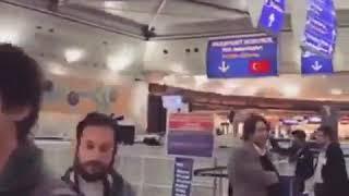 Atatürk Havalimanı'nda Son Anons - Elveda ...