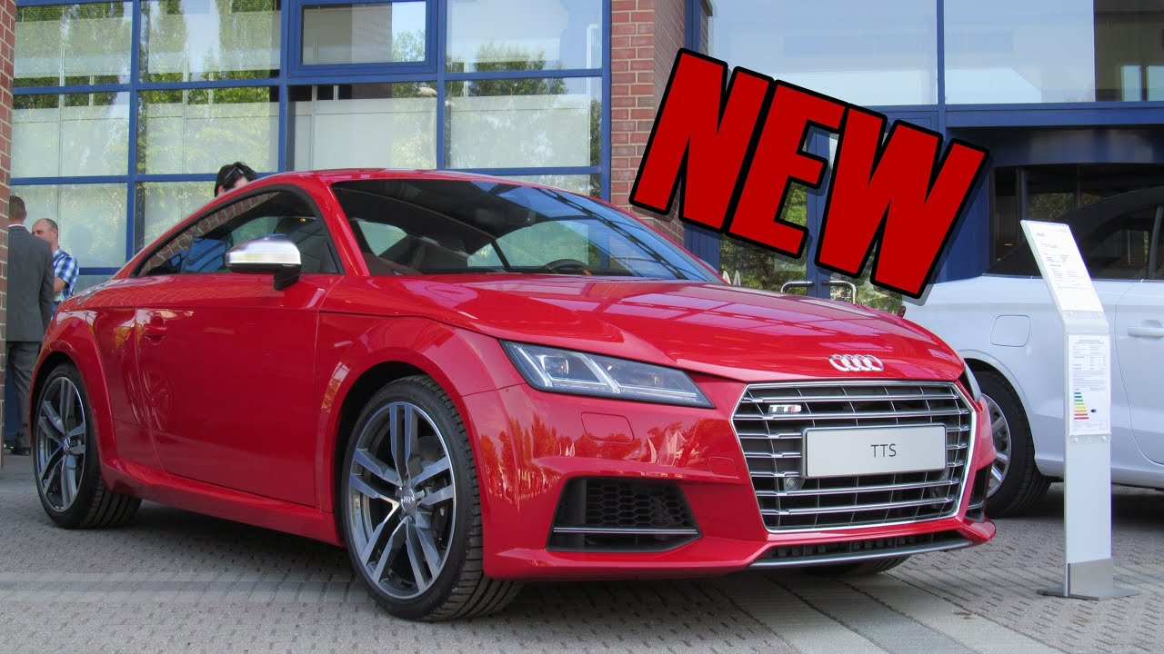 first 2015 audi tts sound on the road youtube. Black Bedroom Furniture Sets. Home Design Ideas