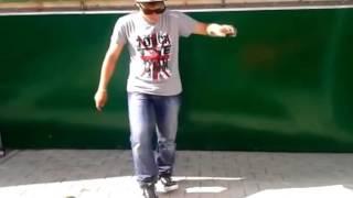 Обучение DUBSTEP DANCE Урок №2 - Базовое движение ГЛАЙД