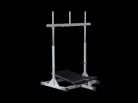 Powerline Vertical Leg Press Pvlp156x Youtube