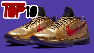Top 10 Basketball Shoes Of May 2021