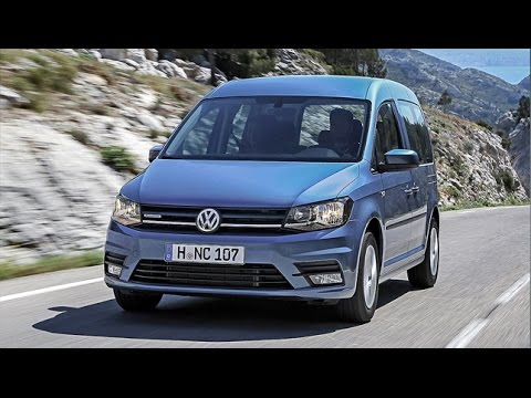 vw caddy 4 generation 2015 youtube. Black Bedroom Furniture Sets. Home Design Ideas