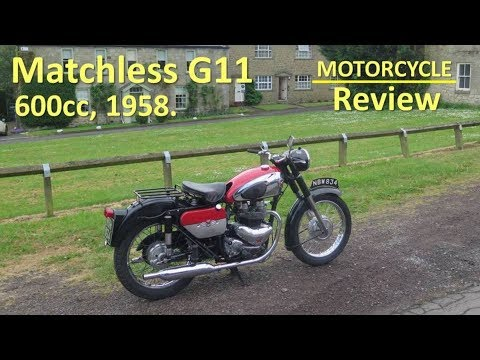 Matchless G11 1958