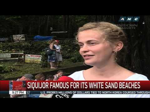 Siquijor among fastest growing tourist destinations in Asia