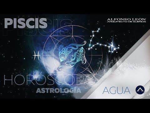 PISCIS | 16 AL 22 DE OCTUBRE | HORÓSCOPO SEMANAL | ALFONSO LEÓN ARQUITECTO DE SUEÑOS