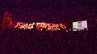 Лазерное шоу на Дворцовой (3D mapping) часть 1